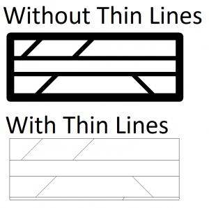 The Revit Thin Lines Tool - Mark Calloway