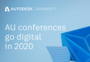 Autodesk University London 2020 To Go Digital