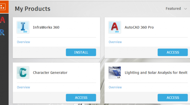 Autodesk To Allow 5 Previous Versions